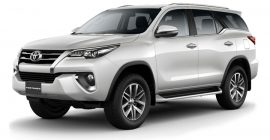 Anesco TOYOTA - Fortuner