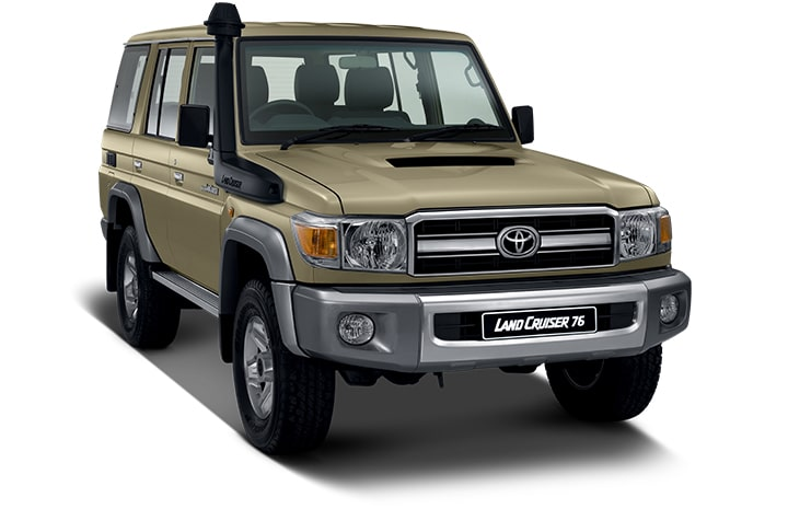Anesco TOYOTA Land Cruiser 76
