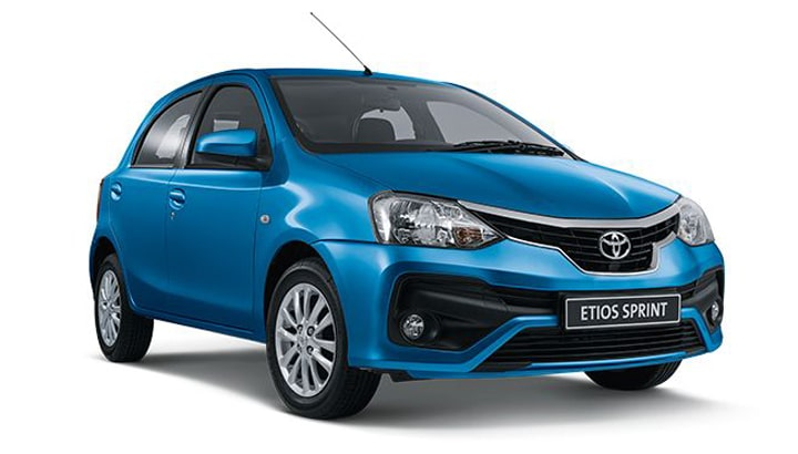 etios hatch sprint