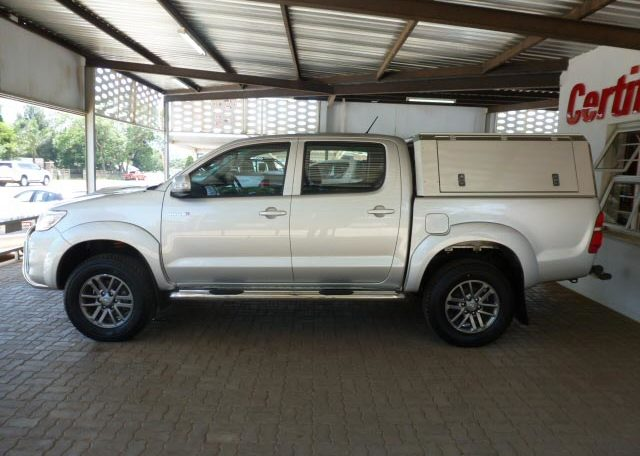 Cheap Toyota Hilux for Sale. Toyota Bakkie for Sale.